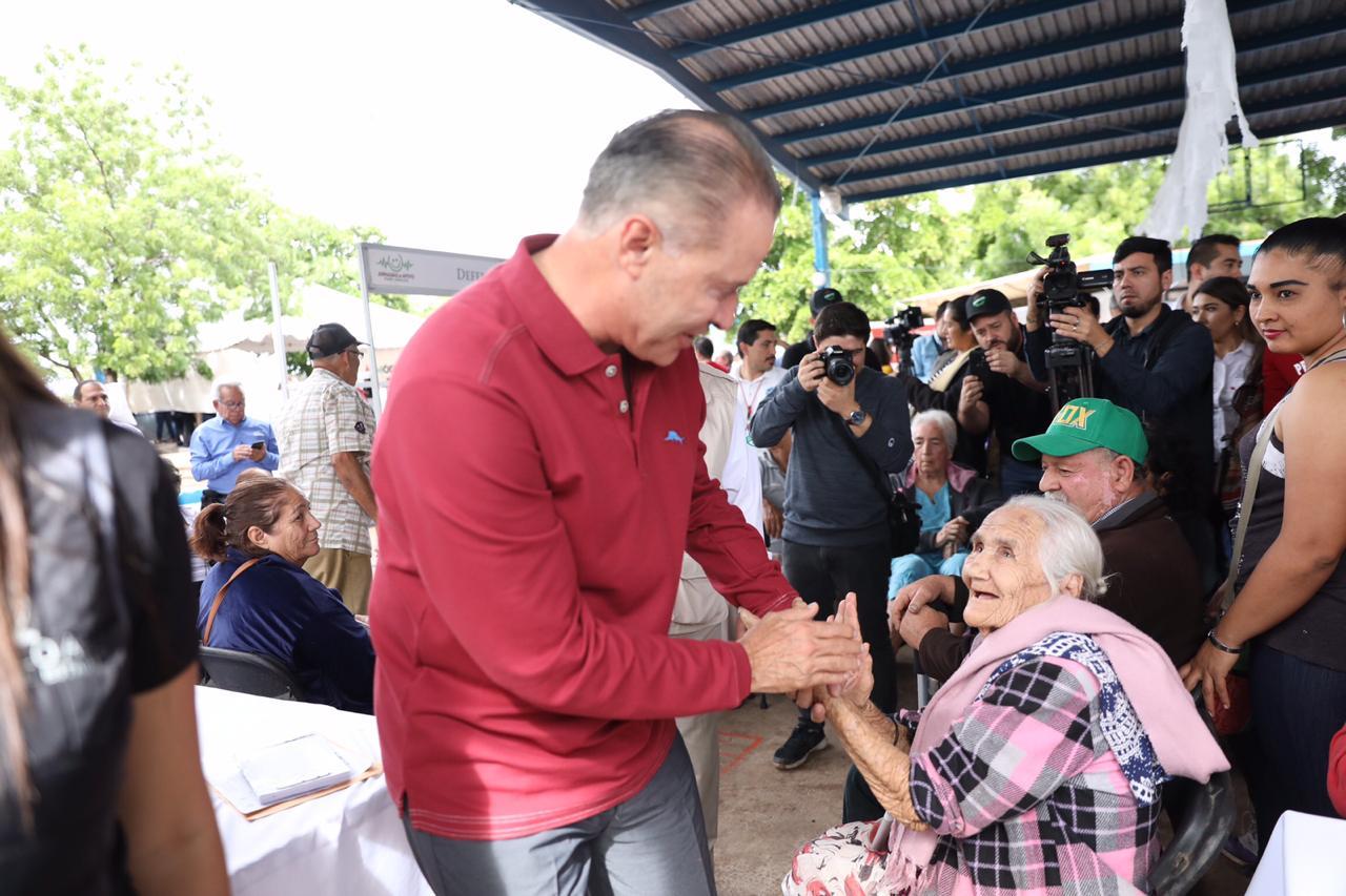 Quirino Pide Declaratoria De Emergencia Para Culiacán Elota
