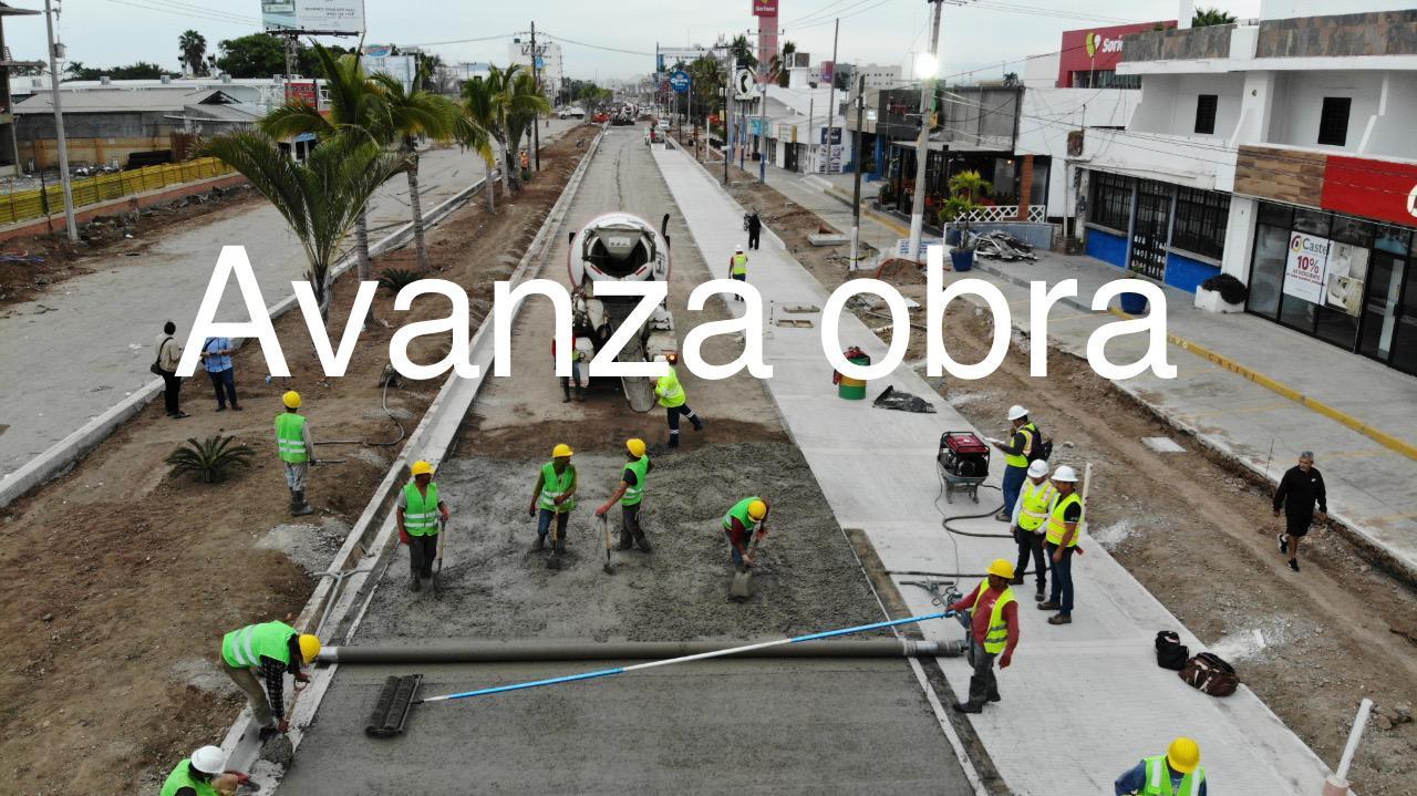 Resultado de imagen de avenida rafael buelna mazatlan